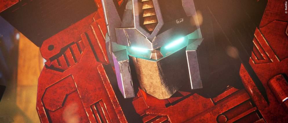 Transformers: So geht es auf Netflix weiter