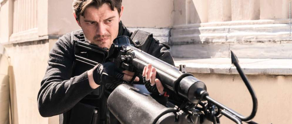 Crime Game: Exklusiver Clip zum Action-Thriller