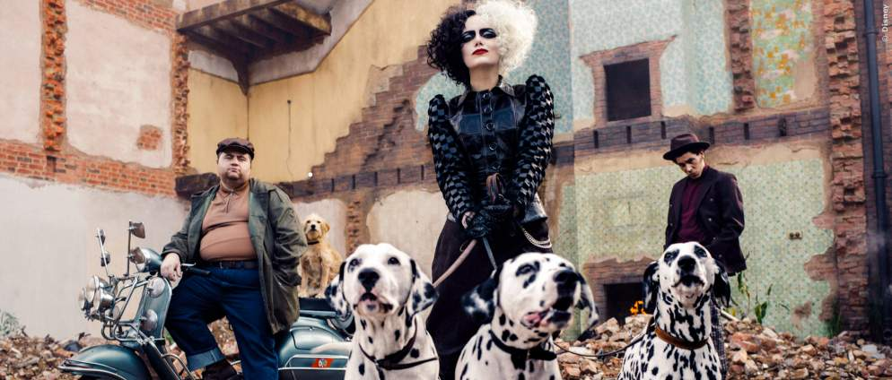 Cruella: Erster Trailer zum 101 Dalmatiner-Prequel