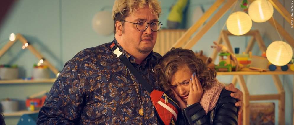 """Serien-Tipp: """"Andere Eltern"""" mit Daniel Zillmann"""