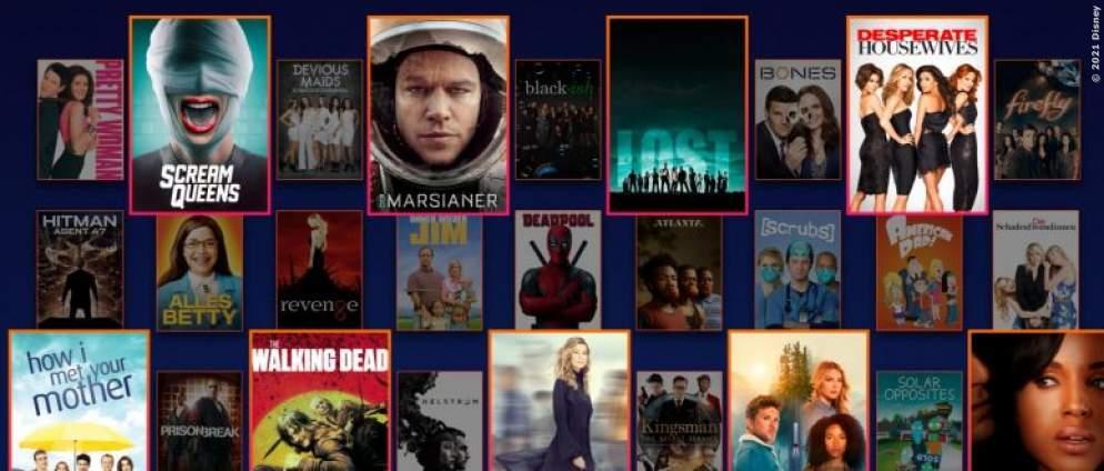 FUFIS #193: Disney+ STAR - Alle Serien und Filme
