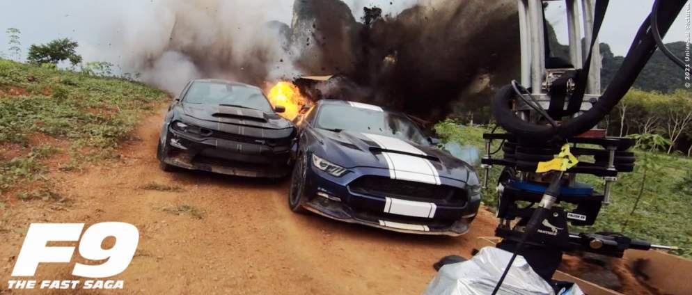 Video: Stunt-Action in FF9 wird der Hammer