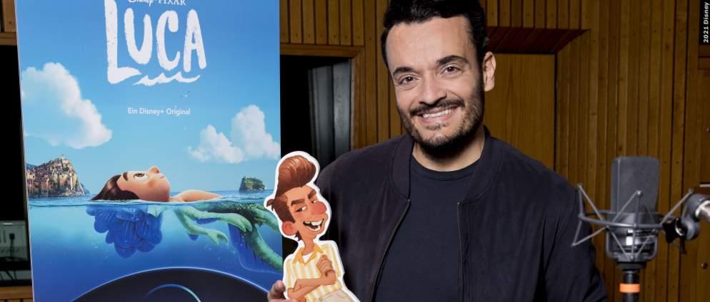 Giovanni Zarella ist jetzt Pixar-Bösewicht