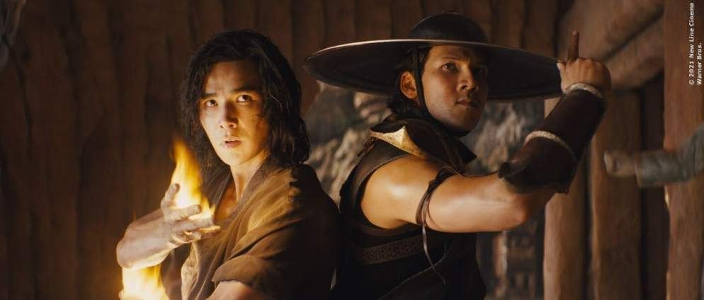 "Max Huang in ""Mortal Kombat"" - Podcast"