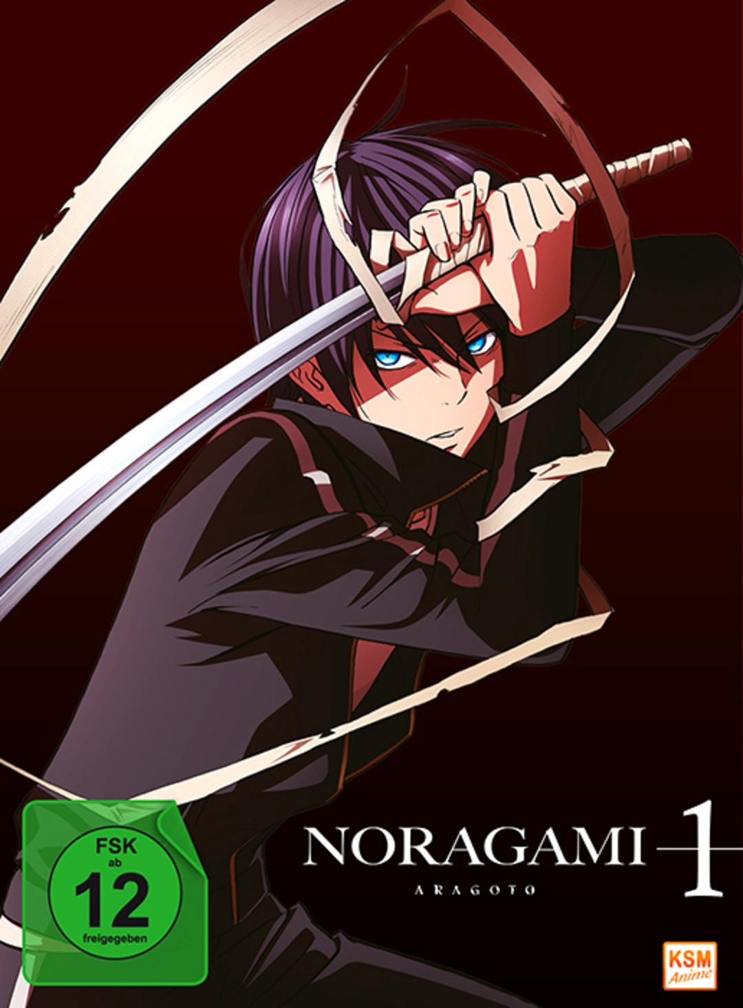 Noragami Aragoto Vol. 1 auf Blu-ray und DVD - Bild 2 von 5