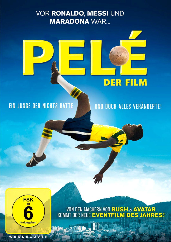 Pele: Exklusiver Clip mit der Fussball-Legende - Bild 1 von 1