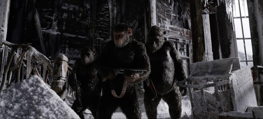Planet Der Affen 3: Der erste Trailer ist da - Bild 1 von 5