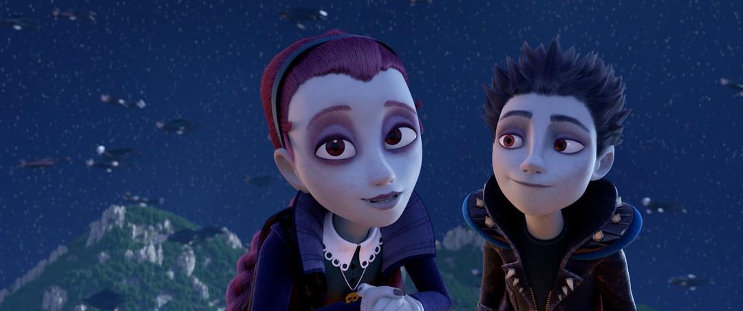 Der Kleine Vampir: Trailer zum 3D-Animationsspaß - Bild 1 von 19