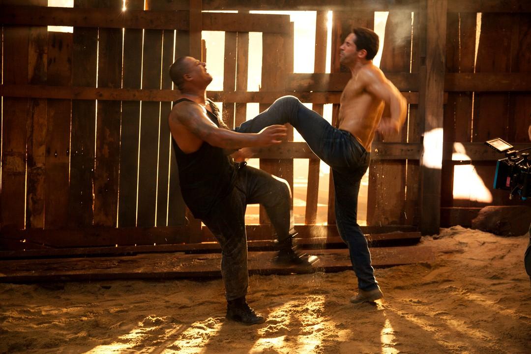 Hard Target 2 Trailer: Scott Adkins statt Jean-Claude Van Damme - Bild 1 von 4