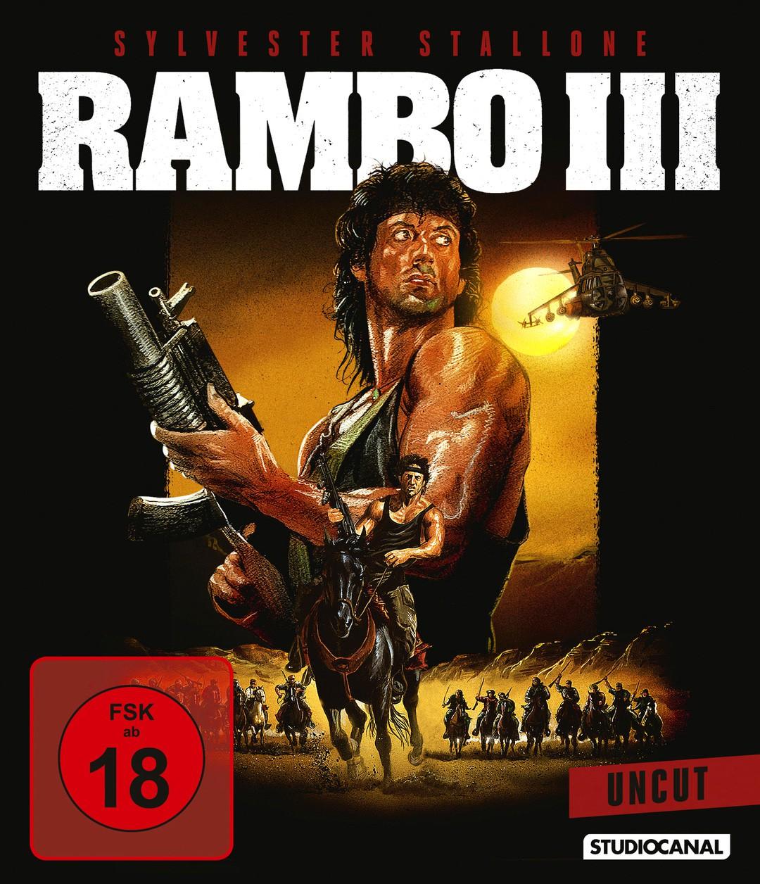 Rambo III Trailer - Bild 1 von 4