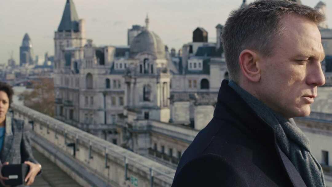 James Bond 007 Skyfall Trailer - Bild 1 von 19