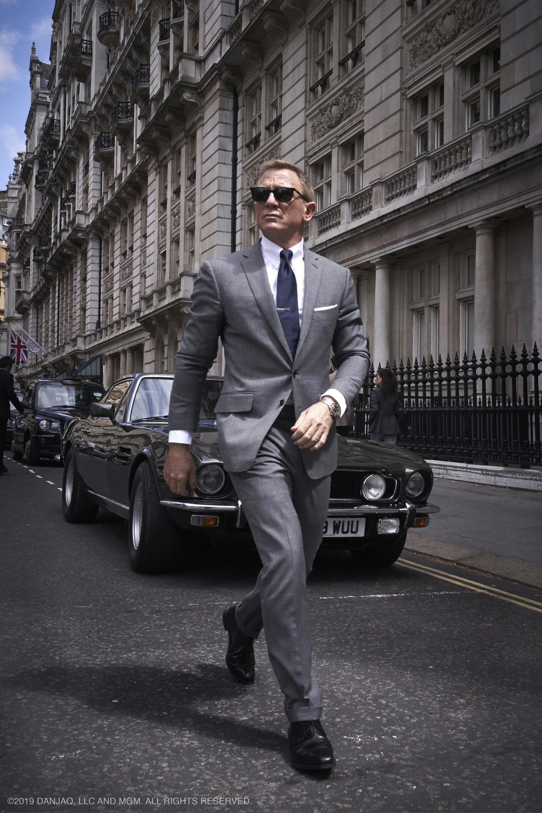 James Bond 25: Dann kommt der erste Trailer zu Keine Zeit Zu Sterben - Bild 1 von 8