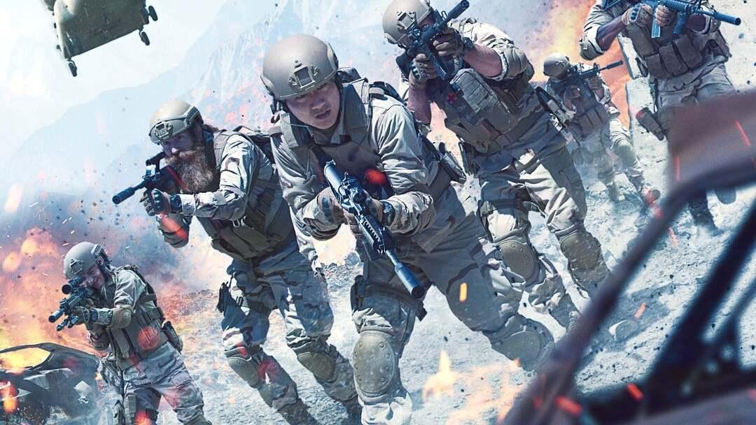 Rogue Warfare Trailer - Bild 1 von 2
