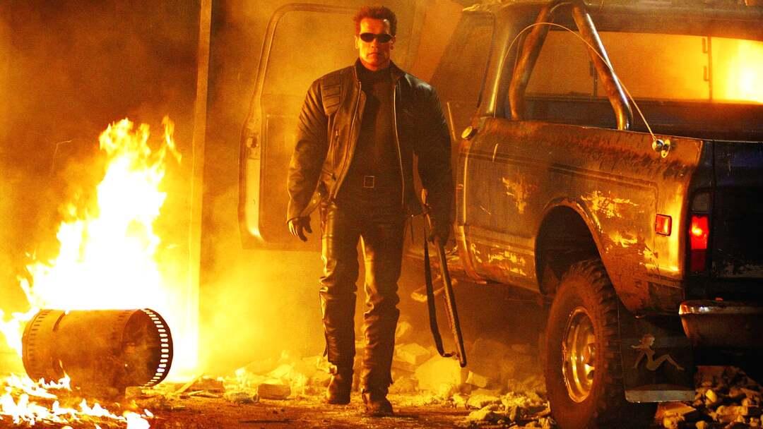 Terminator 3 - Rebellion Der Maschinen Trailer - Bild 1 von 14