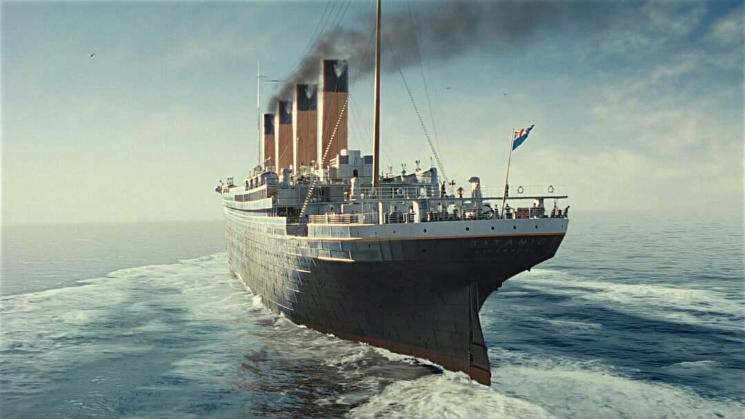 Titanic Trailer - Bild 1 von 28