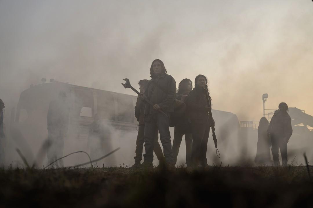 The Walking Dead: Neue Teenager-Serie - Erster Trailer - Bild 1 von 5