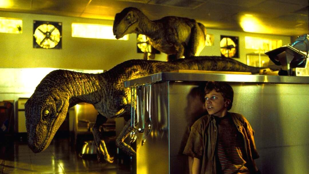 Jurassic Park Trailer - Bild 1 von 37