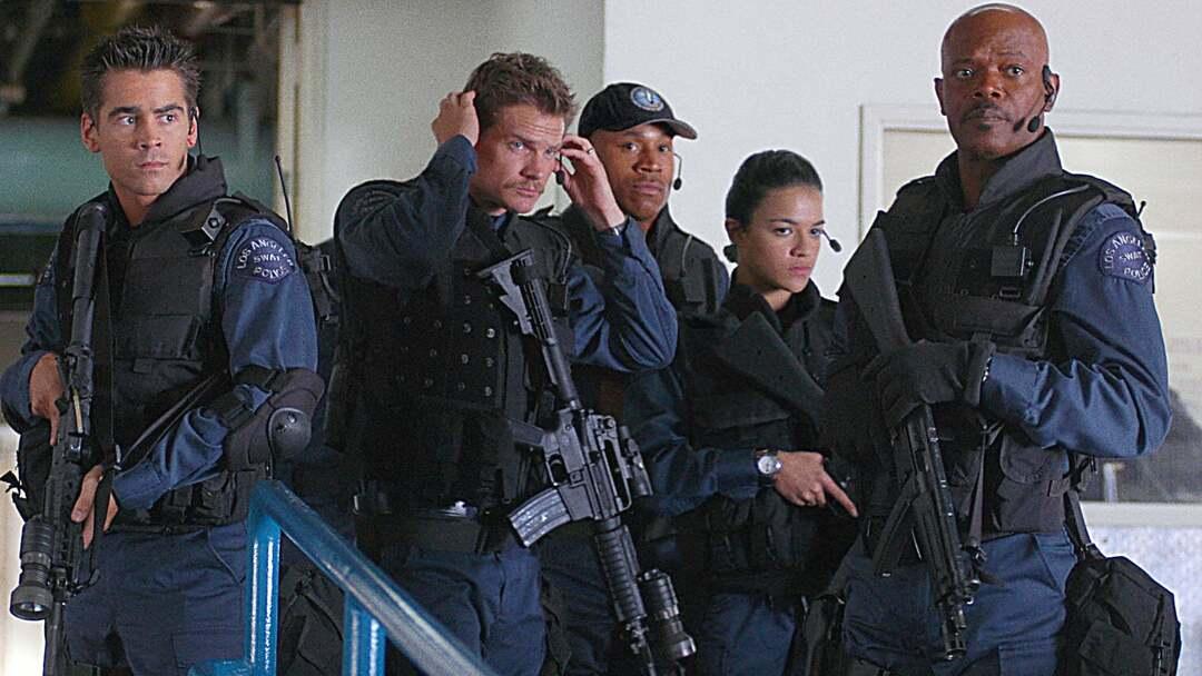 S.W.A.T. Trailer - Die Spezialeinheit - Bild 1 von 4