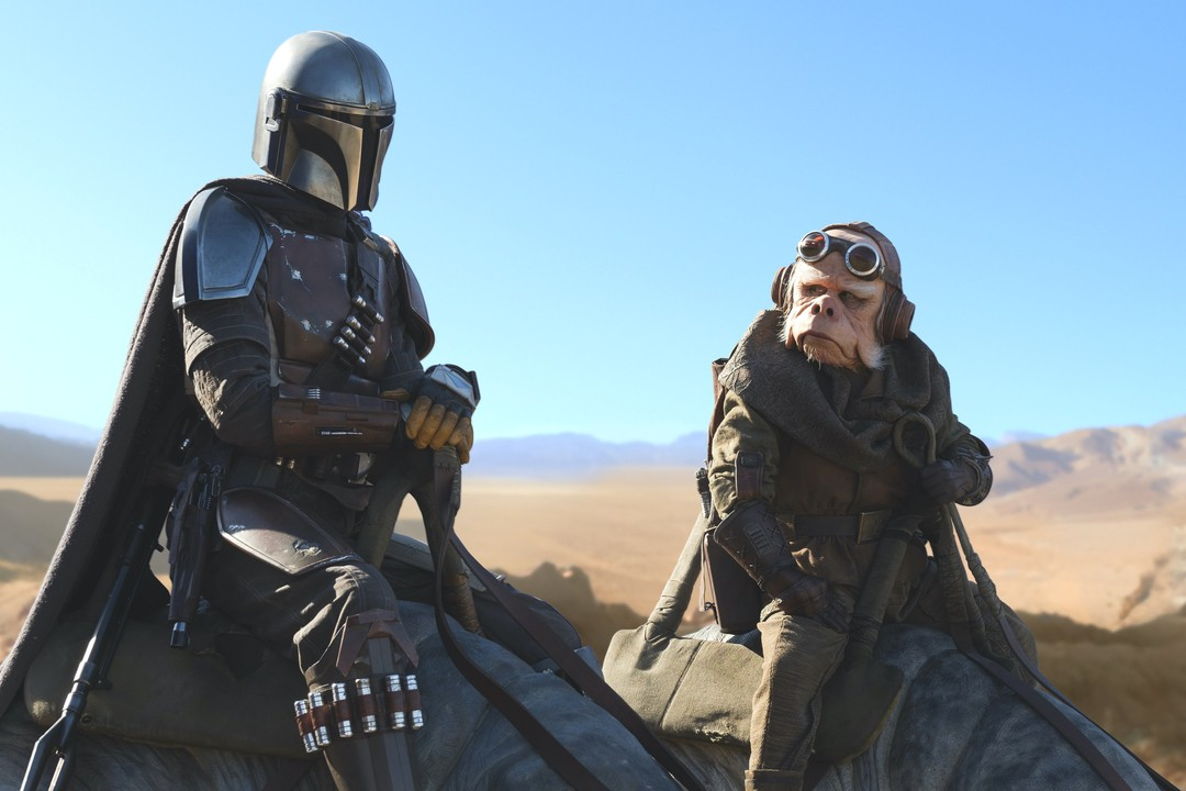 Star Wars: The Mandalorian Trailer - Bild 1 von 49
