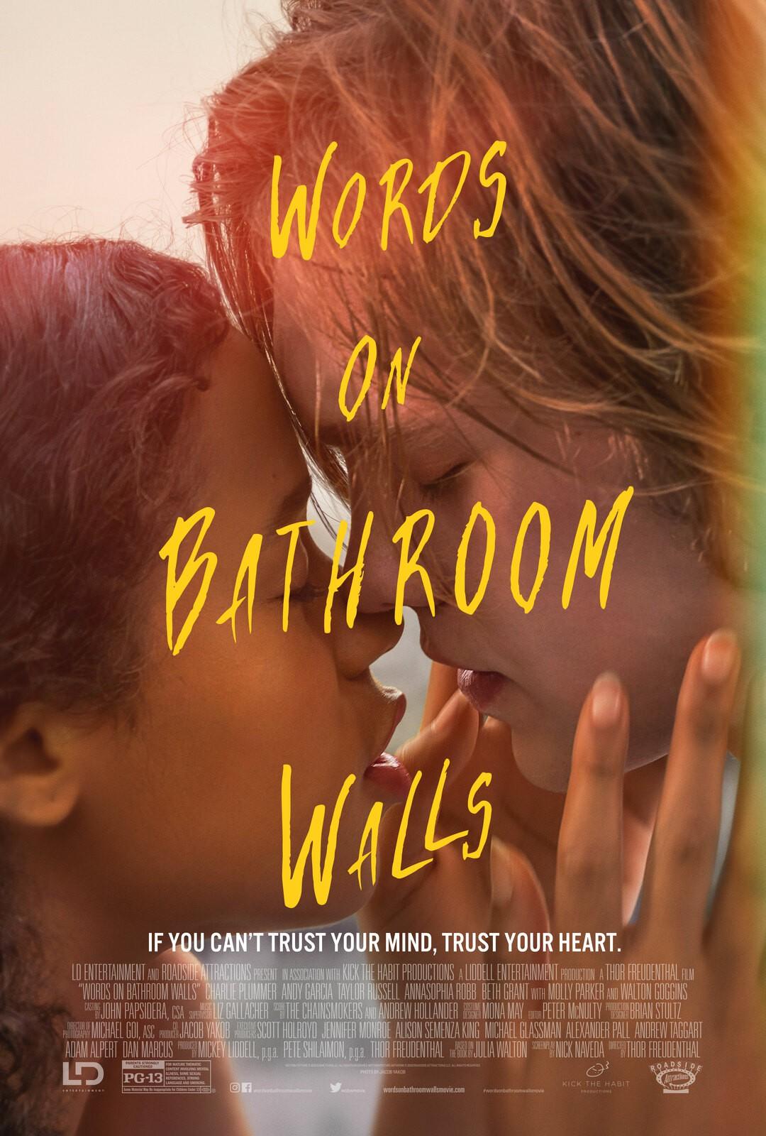 Words On Bathroom Walls Trailer - Bild 1 von 1