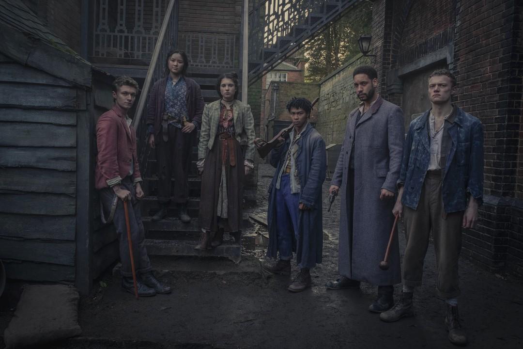 Bild zu Die Bande aus der Baker Street