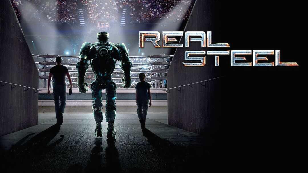 Bild zu Real Steel